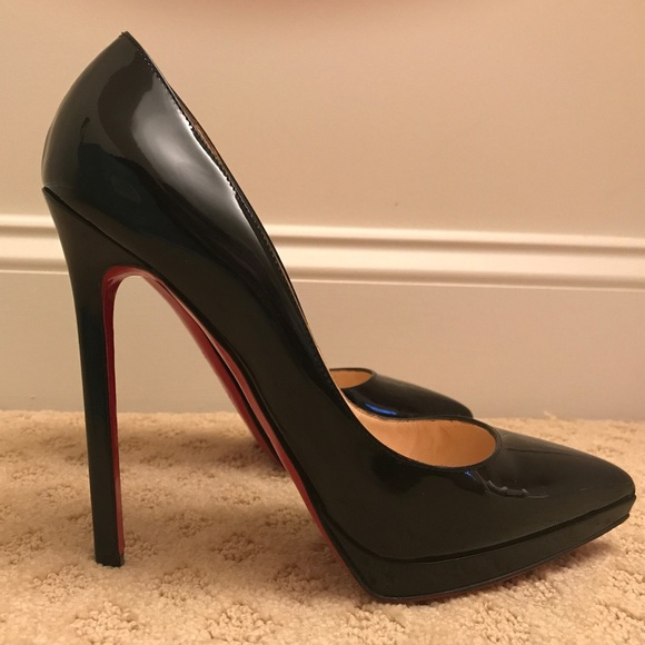 louboutin pigalle discontinued